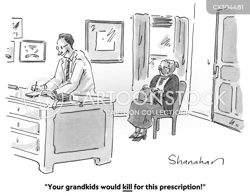 grandkids cartoon