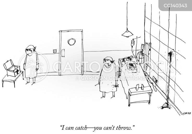 vital organs cartoon