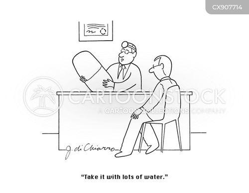consumes cartoon