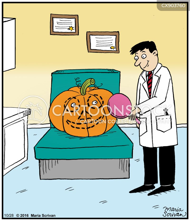 pumpkins cartoon