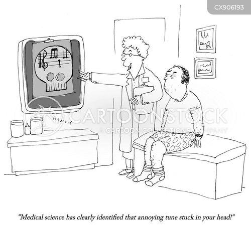 medical science cartoon