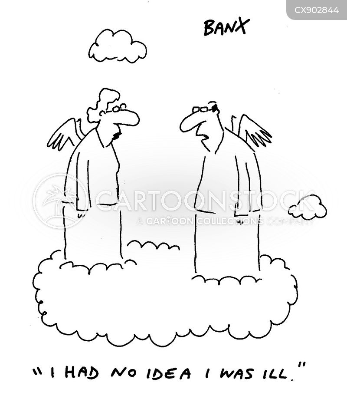 carelessness cartoon