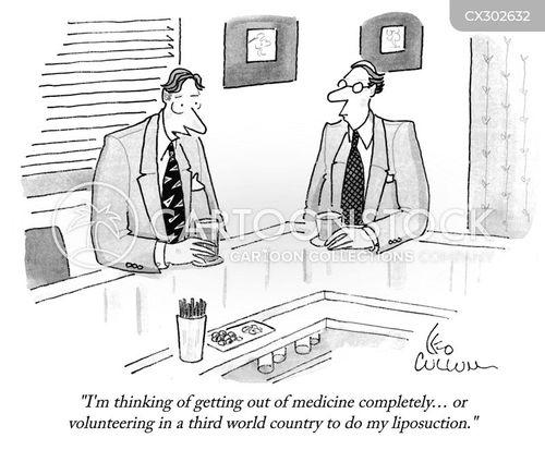 surgeon cartoon