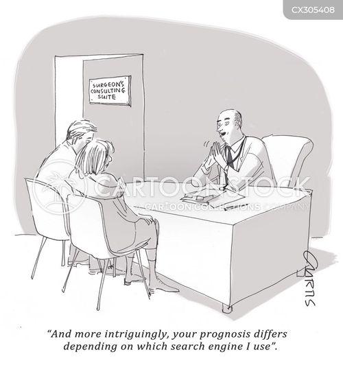prognosis cartoon