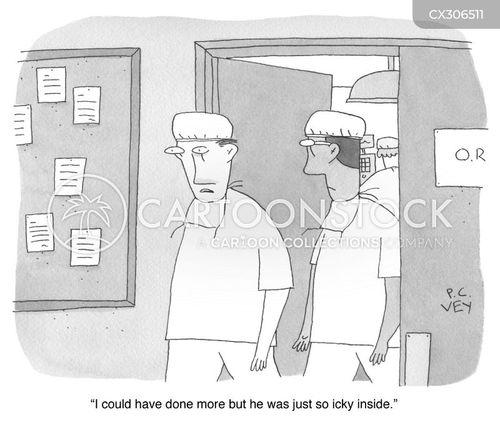 or cartoon
