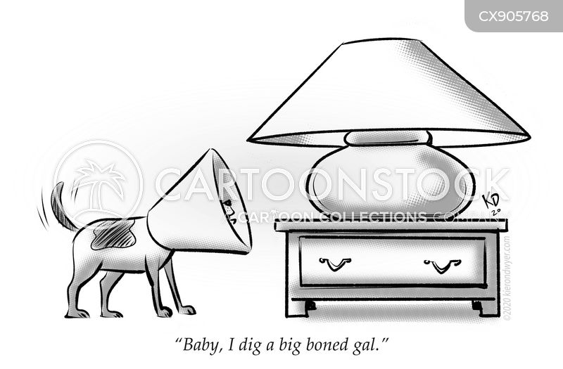 lampshade cartoon