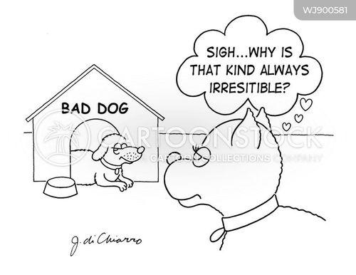 consistent cartoon