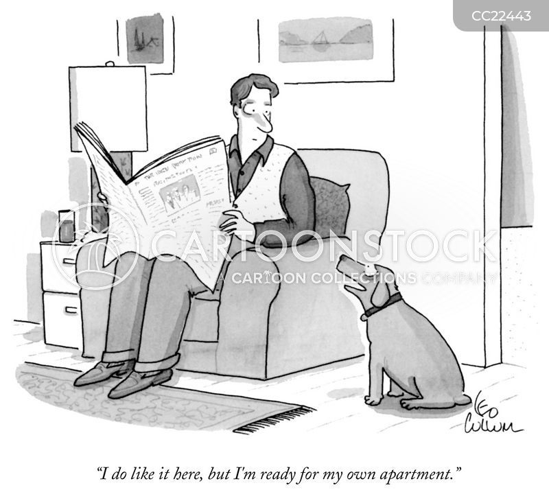 Pet Dog cartoon
