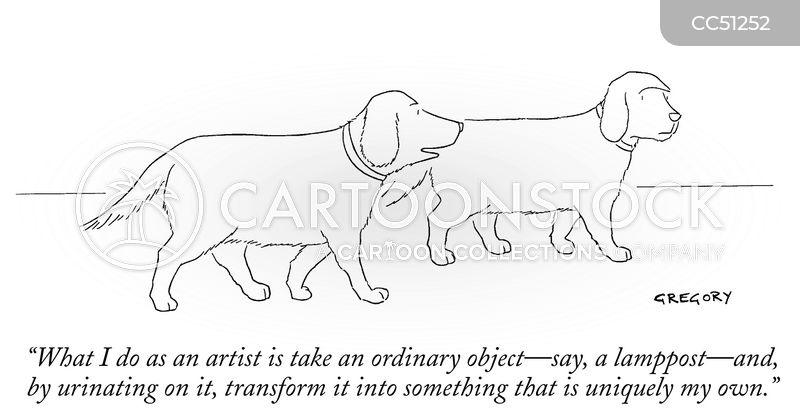 animal behavior cartoon