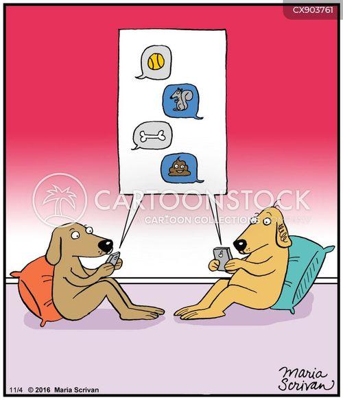 labradors cartoon