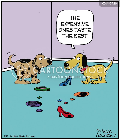 chews cartoon