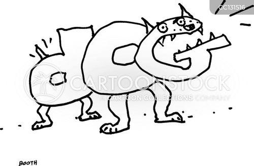 doggo cartoon