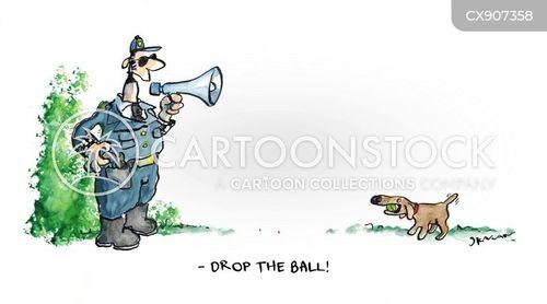 treated cartoon