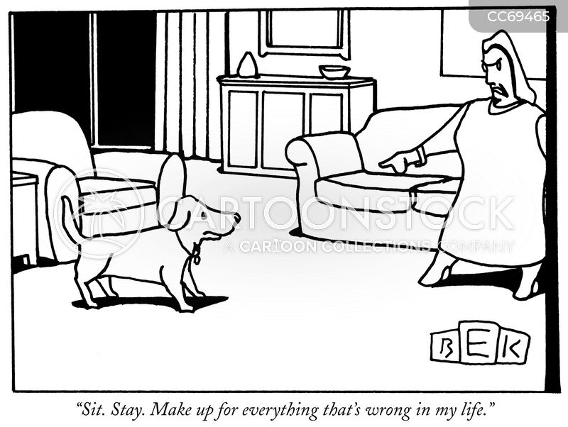 doggy cartoon