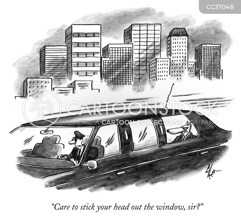luxuries cartoon