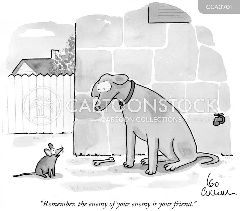 friendship cartoon