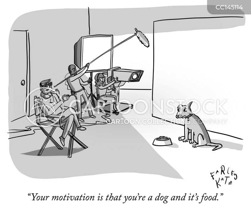 method acting cartoon