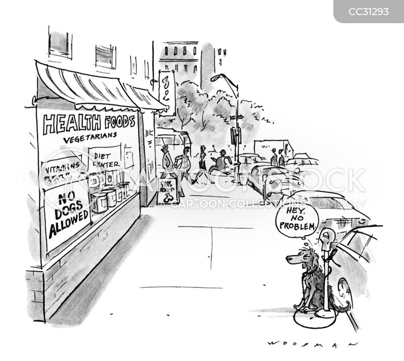 health fad cartoons