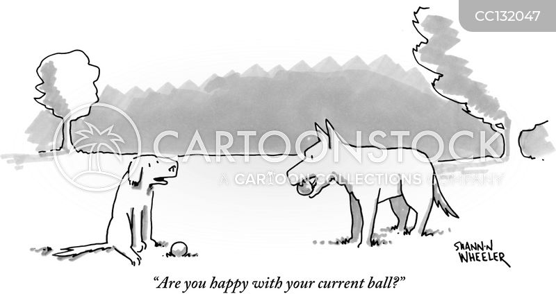 ball cartoon