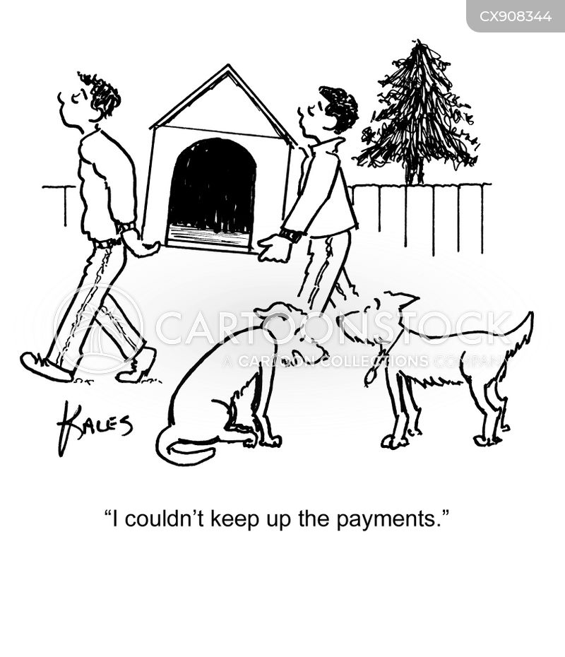 rents cartoon