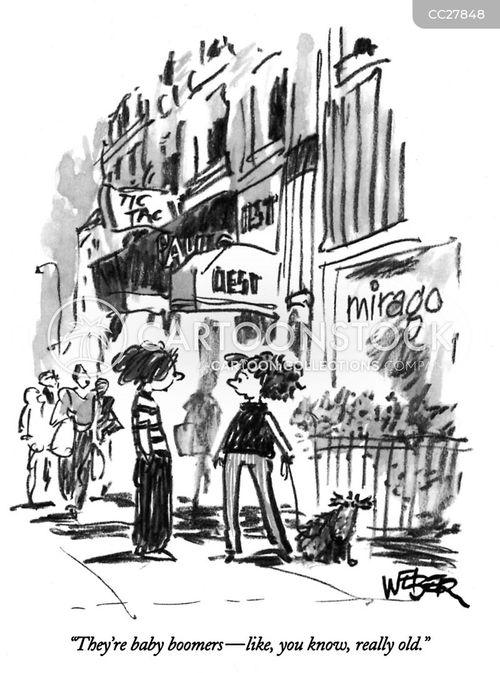 generation cartoon
