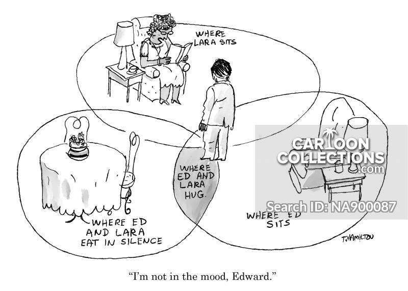 venn diagram cartoon