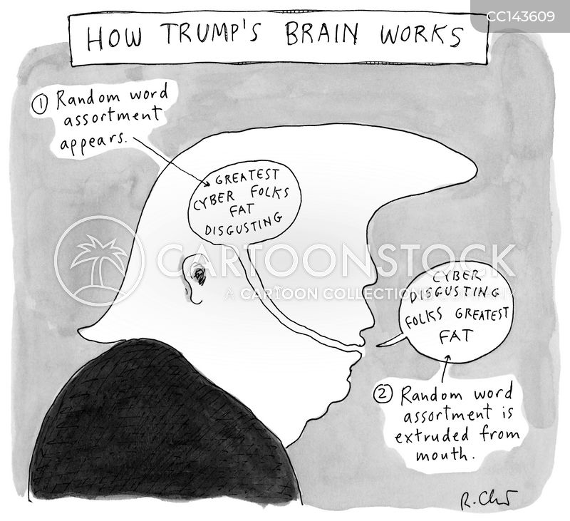 word salads cartoon
