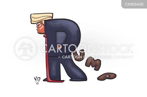 election coverage cartoon