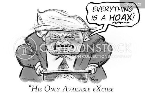conspiracy theorist cartoon