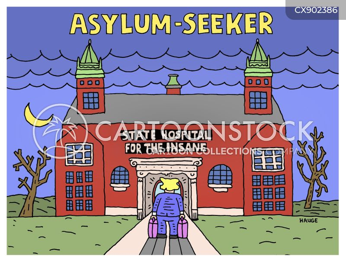 anti-immigration rhetoric cartoon