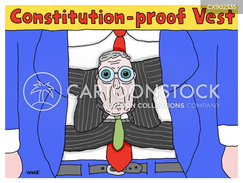 ballistic vest cartoon