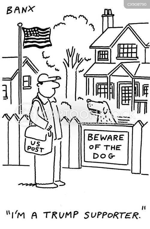 presidential elections cartoon