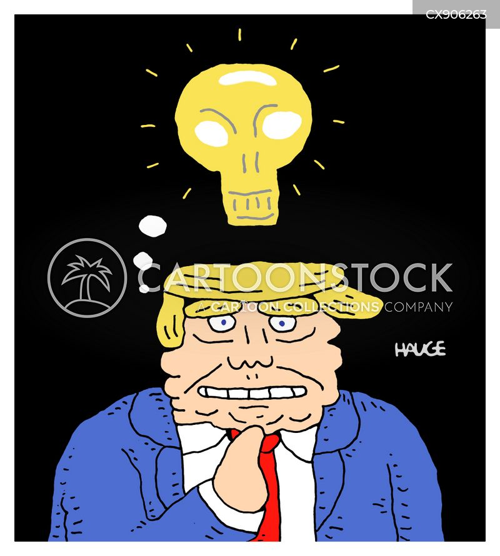 death toll cartoon