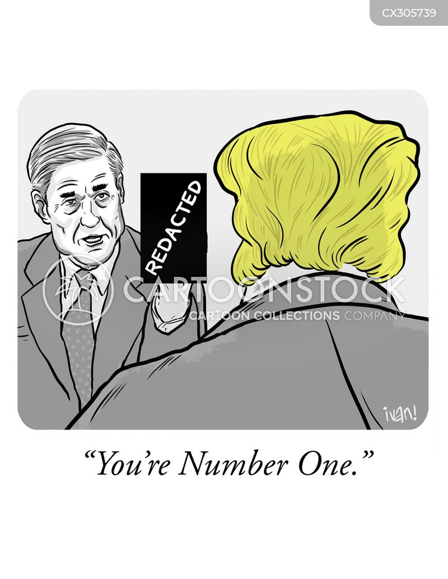 russian interference cartoon