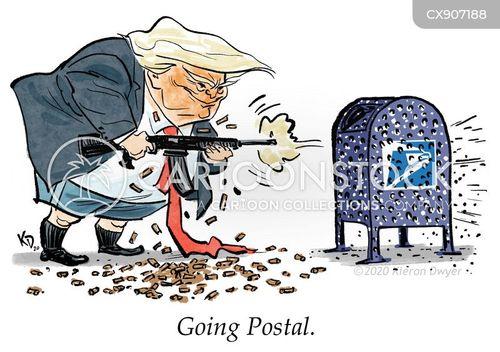 2020 elections cartoon