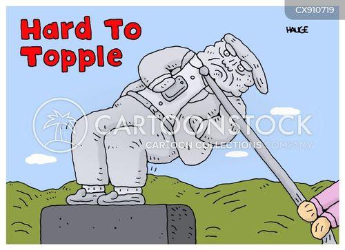 banned cartoon