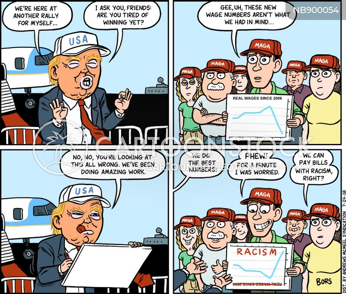 2020 election cartoon