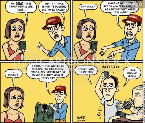 maga cartoon