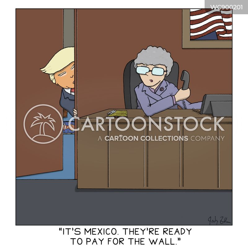 mexico cartoon