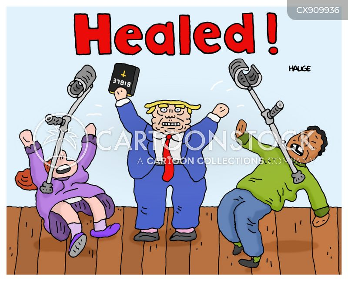 recovering cartoon