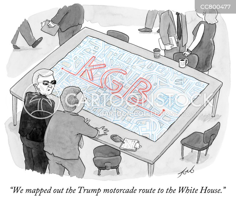 us politics cartoon