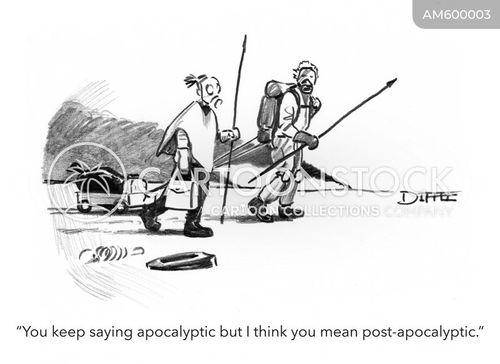 doomsday cartoon