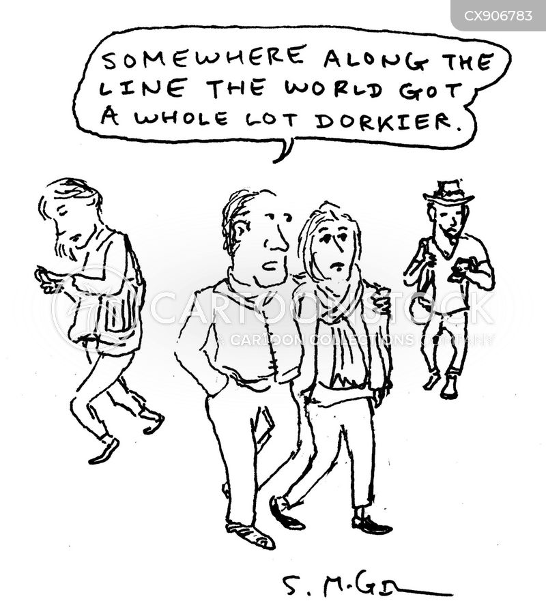 inept cartoon