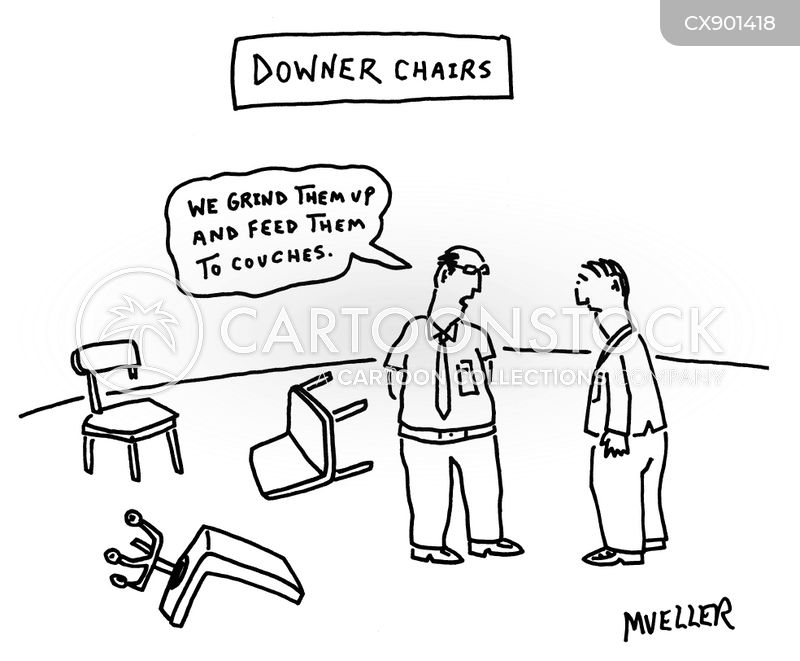 downer cartoon