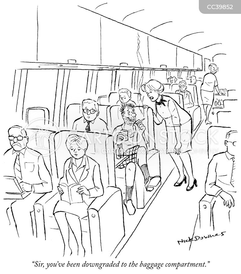 traveled cartoon