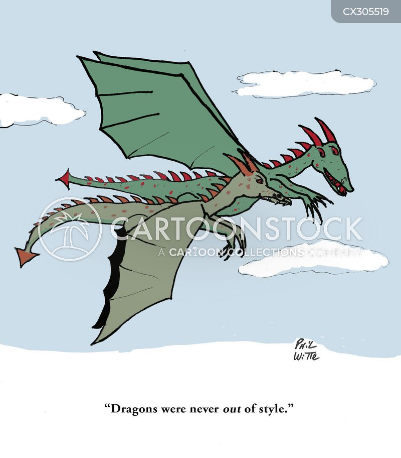 dragon cartoon