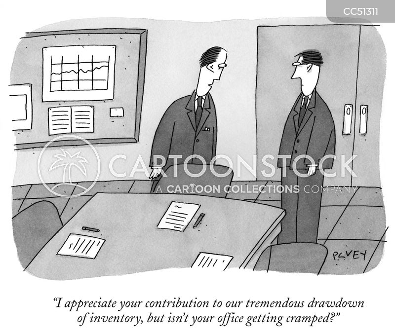 drawdown cartoon