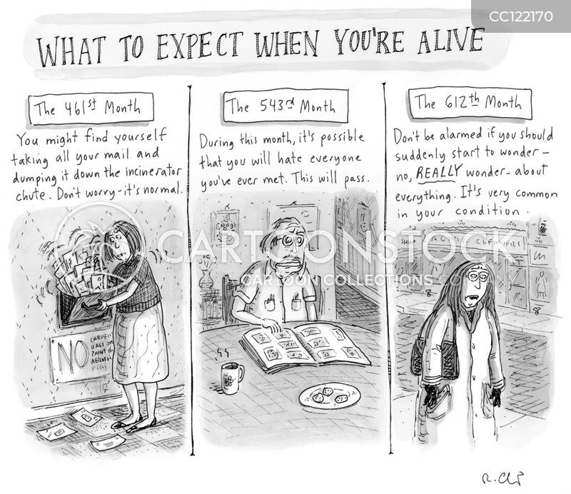 existential crisis cartoon