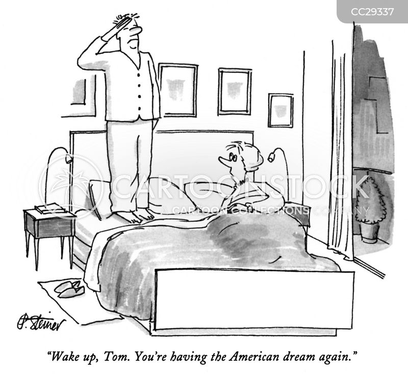 patriotic cartoon