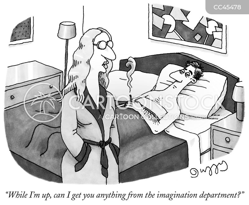 imaginations cartoon